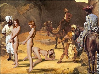 Submission. They punished in a desert for disobeying!