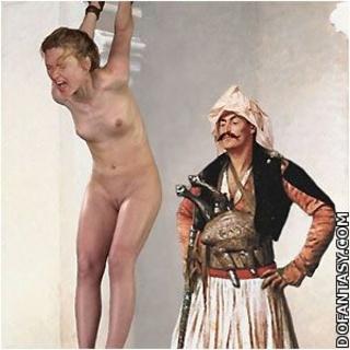 Bondage toons. Next time slave won't refuse master's cock!
