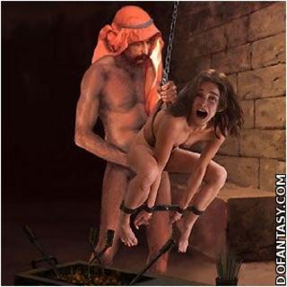 Bdsm art toons. C'mon, slave, screm! It's make me horny!