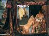 Bondage toons. Captured slave sucks noble Roman…