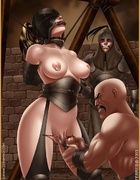 Sex slave comics. Since you care so much for this foolish runway. I'll