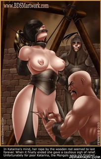 Sex slave comics. Since you care so much for this foolish runway. I'll let you contine her punishment.