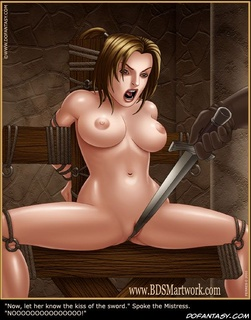 Slave girl. These young ladies are of noble birth and are of execellent breedin. He does have a taste for well-built, exotic women.