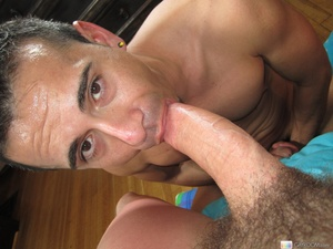 Gay dude getting his ass fucked by a huge cock - XXXonXXX - Pic 8