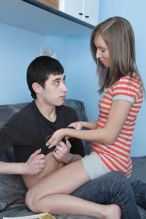 Perfect butt teen brunette behaving like submissive slave doll. Tags: Rough sex, bondage, panties. - XXXonXXX - Pic 1