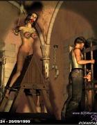 Free bdsm comics. Cruel mistress tortures her…