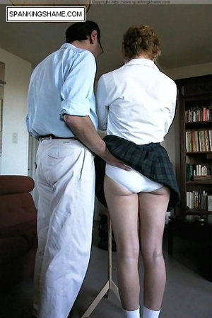 Burnning buttcoks blonde school girl suf - XXX Dessert - Picture 2