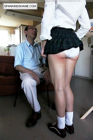 Burnning buttcoks blonde school girl suf - XXX Dessert - Picture 7
