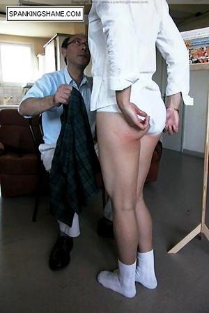 Burnning buttcoks blonde school girl suf - XXX Dessert - Picture 8