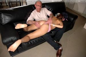 Little soccer girl in pink panties suffe - XXX Dessert - Picture 15