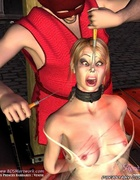 Bdsm art. They cut her hair and going to…
