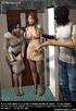 Slave comics. Girls remove their clothes at gun…
