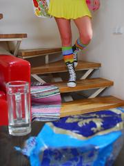 Unfortunate maid gets her tight teen booty ravaged - XXXonXXX - Pic 1