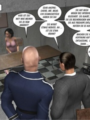 Young 3d lusty nymph seduced investigator and - Cartoon Sex - Picture 6