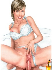 Stunning cartton celebrities willingly - Cartoon Sex - Picture 4