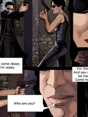 Awesome cartoon fuck scenes from Matrix and - Cartoon Sex - Picture 2