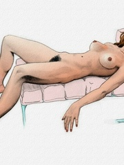 Stunning cartoon celebrities willingly - Cartoon Sex - Picture 6