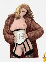 Awesome xxx cartoon celebs wanna you watch - Cartoon Sex - Picture 7