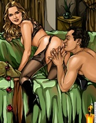 Awesome cartoon xx pics of sexy celebs in stockings don't mind hardcore
