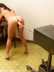 Her pussy gets a good fuck from the best - Unique Bondage - Pic 9
