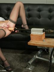 Women fucking machines offering unspeakable - Unique Bondage - Pic 2