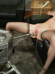 Women fucking machines offering unspeakable - Unique Bondage - Pic 6