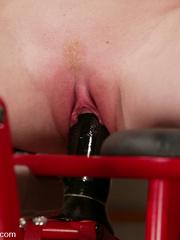 Hot babes fucking themselves until they cum - Unique Bondage - Pic 6