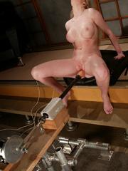 Hot babes fucking themselves until they cum - Unique Bondage - Pic 9