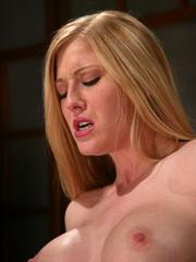 Hot babes fucking themselves until they cum - Unique Bondage - Pic 10