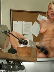 Hot women fucked hardly by women fucking - Unique Bondage - Pic 8