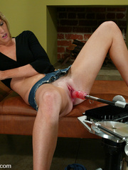 Hot girls love to get their pussy fucked - Unique Bondage - Pic 2