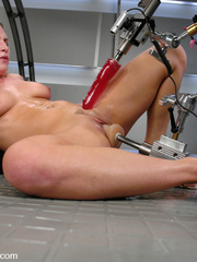Women like hard fucking and they try - Unique Bondage - Pic 2