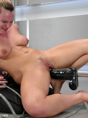 Women like hard fucking and they try - Unique Bondage - Pic 12