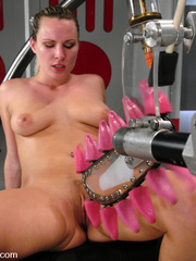 Women like hard fucking and they try - Unique Bondage - Pic 13