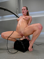 Women like hard fucking and they try - Unique Bondage - Pic 14