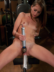 Fucking machines give women a bigger and - Unique Bondage - Pic 14