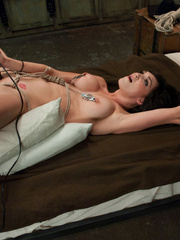 She receives a big dildo machine for her - Unique Bondage - Pic 5