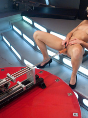 Sexy galleries of machine porn sex. Tags: - Unique Bondage - Pic 5