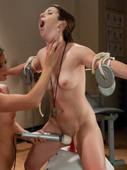 Pussy satisfaction while using several - Unique Bondage - Pic 6