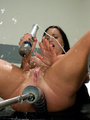 Strong squirting after fucking herself - Picture 6