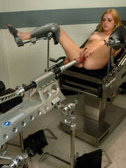 She is sweaty from having a lot of sex with - Unique Bondage - Pic 9