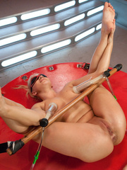 Nothing is like a huge orgasm. Try a love - Unique Bondage - Pic 5