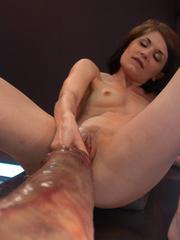 Free pics with hot babes using fucking - Unique Bondage - Pic 11