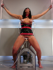 Mechanical fucking  machines for pussy, ass - Unique Bondage - Pic 2