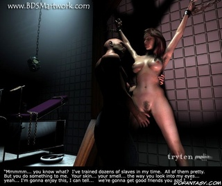 Submission. Master washed his hands and continued humiliation!