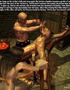 Sex slave comics. Cruel hangman tortures her young boby with pincers!
