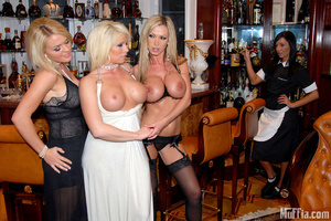 Lesbian At Party <b>lesbian party</b> with gorgeous shaved pussies and sexy ling <b></b>
