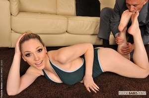 Foot sex with the gym teacher. Tags: foo - XXX Dessert - Picture 3