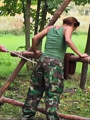 Eva disappoints her superior and receives a - Unique Bondage - Pic 7