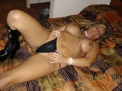 Check out xxx bondage pics of chubby - Unique Bondage - Pic 1